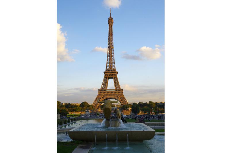 KKHP9366 . 프랑스 파리 에펠탑
