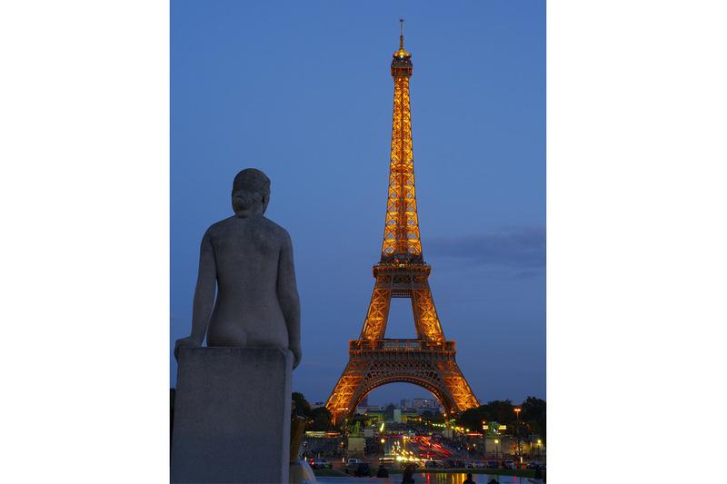 KKHP9441 . 프랑스 파리 에펠탑