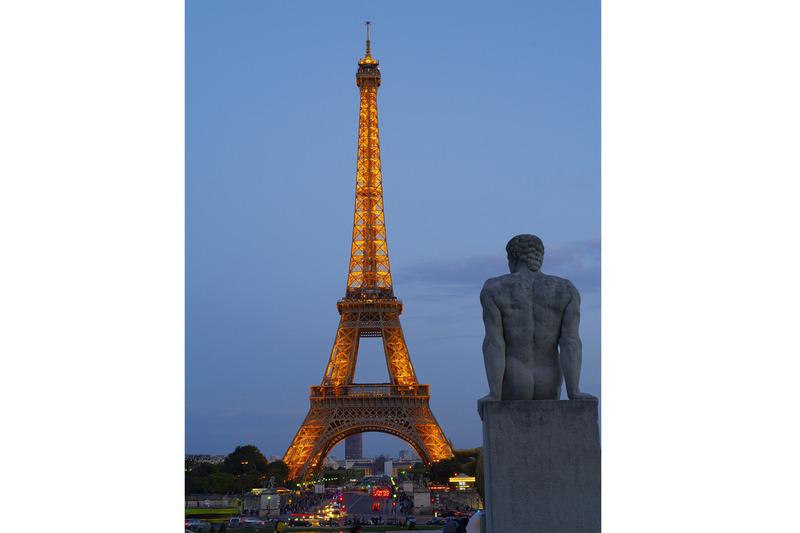 KKHP9435 . 프랑스 파리 에펠탑